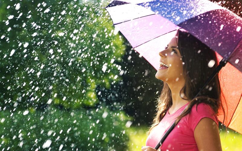 Arma un outfit para la lluvia