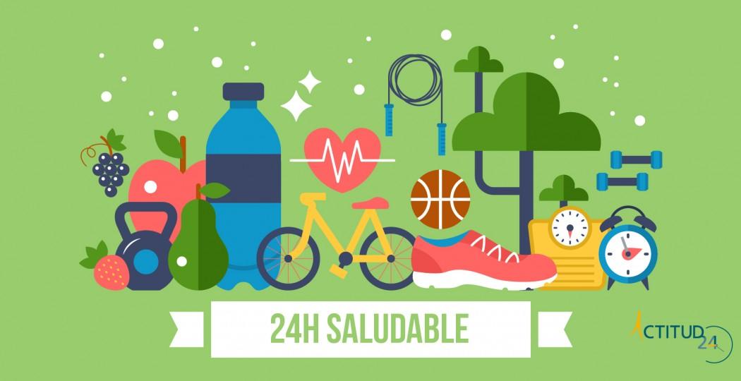 7 Recomendacion para estar saludable 24 horas al dia